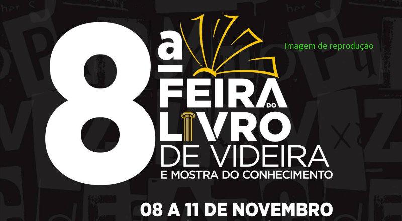 Videira realizará 8ª Feira do Livro e da Mostra do Conhecimento da Rede Municipal