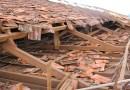 VENDAVAL – Iomerê contabiliza prejuízos e inicia recuperação dos estragos