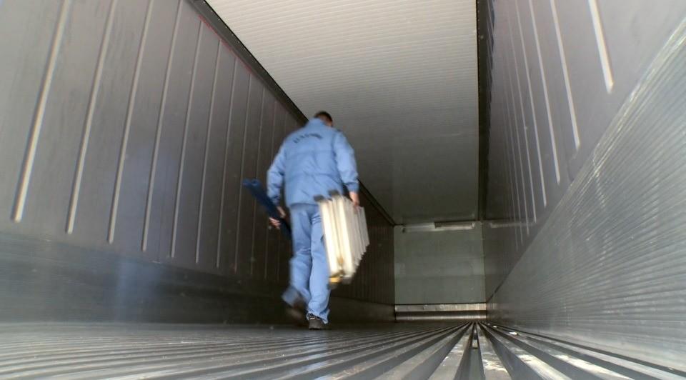Ladrão se passa por caminhoneiro e rouba carga avaliada em R$ 1,4 milhão no Terminal Alfandegado