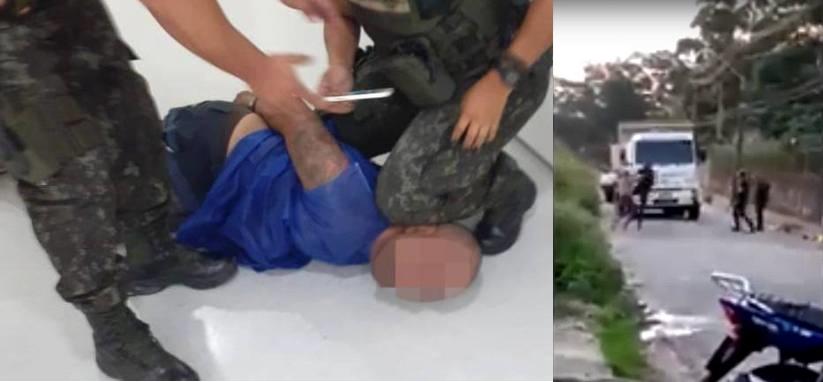 Algemado, caminhoneiro é agredido por Guardas-civis em Itaquera-SP