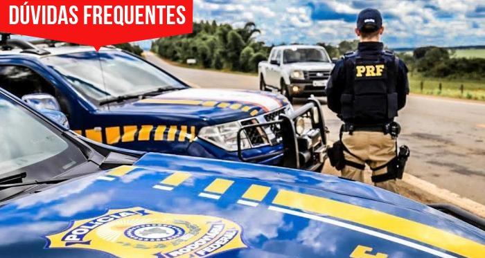 Quanto ganha um agente da Polícia Rodoviária Federal: