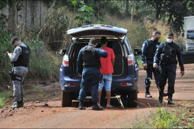 Caminhoneiro de 77 anos reage a assalto e mata criminoso no MS