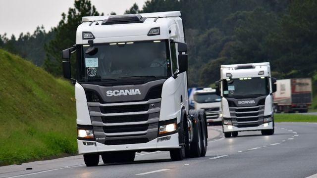 Grandes transportadoras compram o caminhão, usam e vendem pelo mesmo preço de compra
