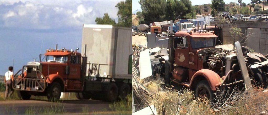 Veja como está o caminhão do filme Falcão após 33 anos 1