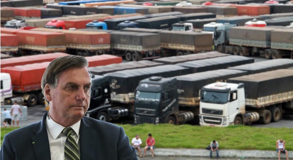 URGENTE: Bolsonaro zera imposto federal sobre diesel a partir de 1 de Março