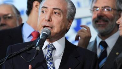 Photo of Michel Temer diz que PMDB terá candidato à Presidência em 2018