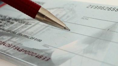 Photo of Percentual de cheques sem fundos tem queda em abril, mostra Serasa