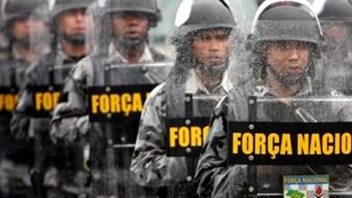 Photo of Força Nacional reforçará segurança em pelo menos oito localidades durante a Copa