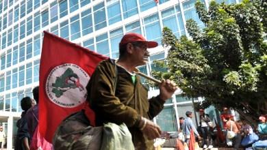 Photo of MST pressiona Congresso para regulamentar emenda do trabalho escravo