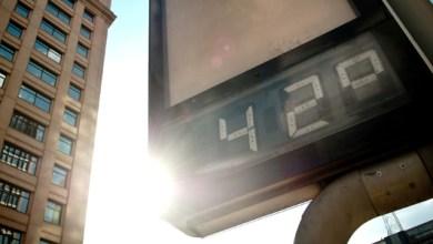 Photo of Ano de 2013 foi o sexto mais quente desde o século 19