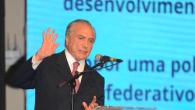 Photo of Michel Temer critica fala de Marina Silva sobre governo 'com pessoas'