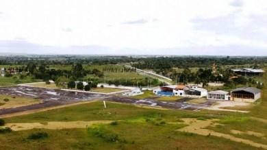 Photo of Aeroporto de Feira de Santana continua aguardando a disponibilização do primeiro voô