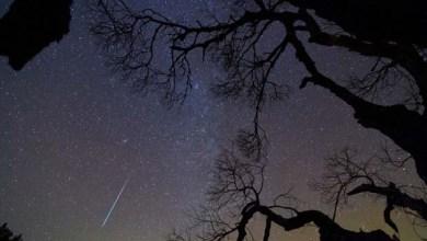 Photo of Chuva de meteoros pode ser vista no Brasil nesta madrugada