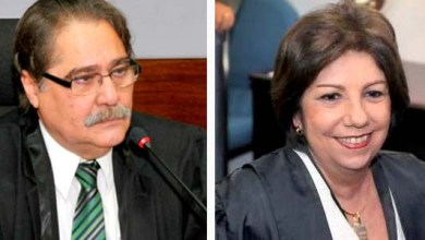 Photo of Telma Britto e Mario Alberto Hirs pedem ao STF uma liminar para voltar ao TJ-BA