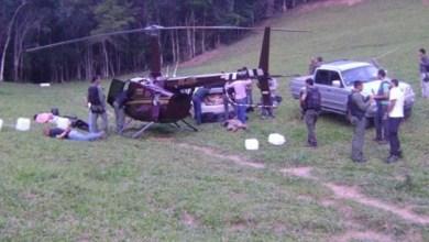 Photo of Justiça Federal devolve helicóptero do pó para os Perrella