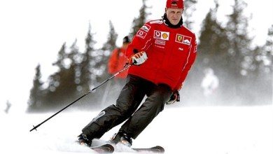 Photo of Michael Schumacher sai do coma e deixa o hospital