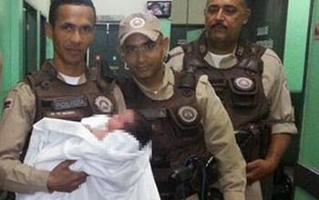 Photo of Bahia: Bebê é deixado debaixo de árvore em praça de Ibotirama, diz polícia