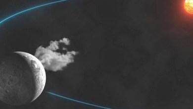 Photo of Cientistas descobrem água em forma de vapor em planeta-anão