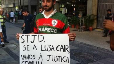 Photo of Liminar na Justiça Comum devolve pontos retirados da Portuguesa no fim do Brasileirão