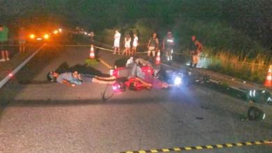 Photo of Chapada: Cinco pessoas morrem após colisão entre motos em Jacobina