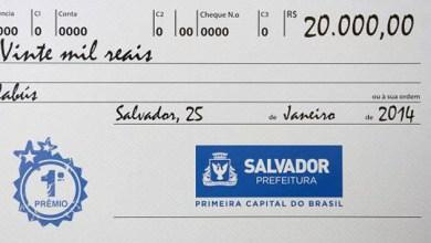 Photo of Auditor fiscal, filho de ex-governador e mulher de deputado estão entre ganhadores da Nota Salvador