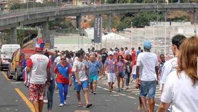 Photo of Todos os caminhos levam à Arena Fonte Nova no domingo para o Ba-Vi