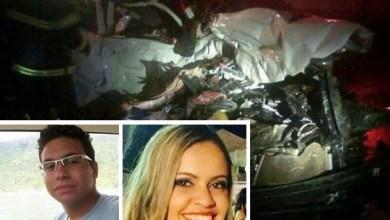 Photo of Primos morrem em colisão frontal entre carro e caminhão em Barreiras