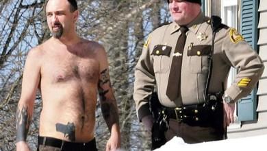 Photo of Mundo: Homem tem a casa invadida por causa de 'arma', mas era só uma tatuagem