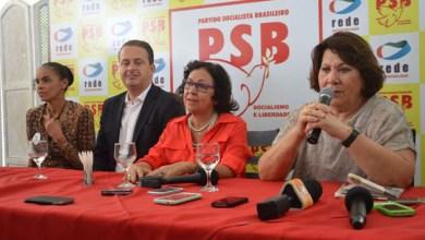 Photo of Com a presença de Eduardo Campos e Marina Silva, PSB realiza convenção neste sábado