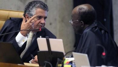 Photo of Ministros do STF reagem à declaração de Lula sobre mensalão