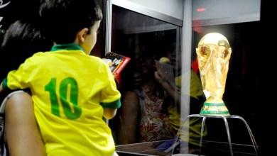 Photo of Taça da Copa 2014 chega a Salvador no dia 30 deste mês