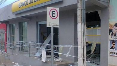 Photo of Bahia: Caixas eletrônicos são explodidos em quatro cidades do interior