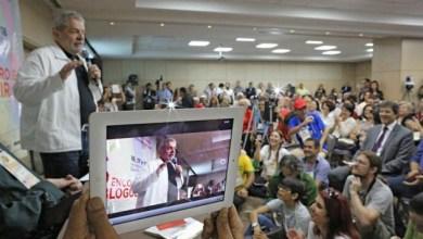 Photo of Lula diz ser 'babaquice' querer que o torcedor chegue de metrô ao estádio