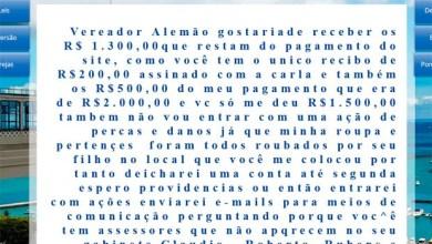 Photo of Site de vereador de Salvador é invadido e exibe mensagem de cobrança de serviços