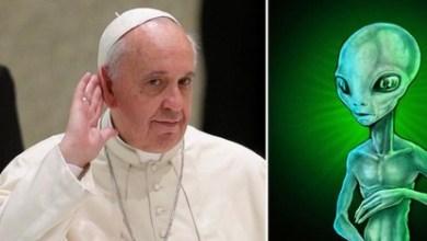 Photo of Mundo: Papa diz que batizaria ET se um alienígena o pedisse
