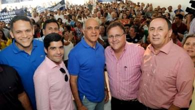 Photo of Eleições 2014: Paulo Souto visita Barreiras com chapa completa e com o prefeito ACM Neto
