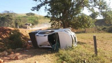 Photo of Ex-presidente do PT da Bahia sofre acidente de carro em Catolândia