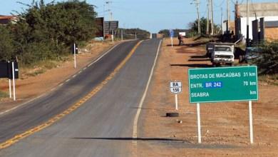 Photo of Chapada: Governo recupera rodovia que beneficia municípios da região
