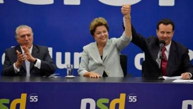 Photo of Eleições 2014: PSD oficializa apoio à candidatura de Dilma Rousseff
