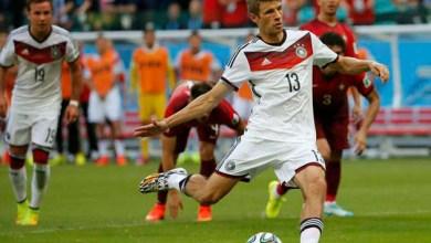 Photo of Copa 2014: Com Müller inspirado, Alemanha destrói Portugal de C.Ronaldo