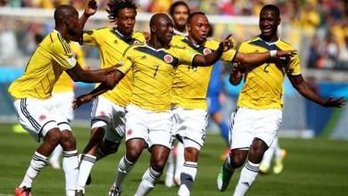 Photo of Copa 2014: Colômbia vence Grécia por 3 a 0 no Mineirão