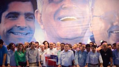 """Photo of Eleições 2014: """"Quero trabalhar pela Bahia em vez de ficar dando desculpas"""", diz Paulo Souto em convenção"""
