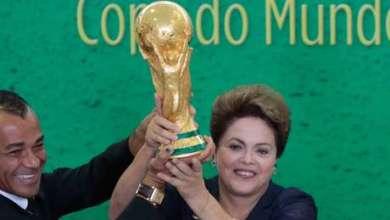 """Photo of Dilma sobre Copa: """"O que prometemos que não entregamos?"""""""