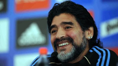 "Photo of Maradona reclama após ser barrado no Maracanã: ""má fé"""