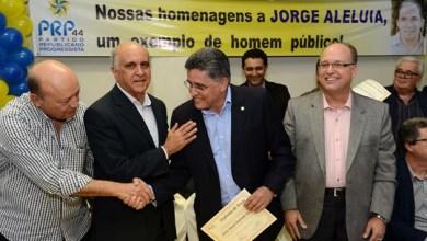 Photo of PRP reforça aliança da oposição com apoio a Paulo Souto