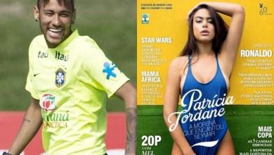 Photo of Justiça suspende venda da 'Playboy' de modelo que seria ex-affair de Neymar