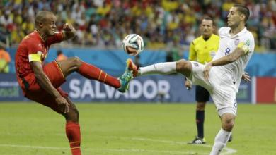 Photo of Copa 2014: Bélgica perde muitos gols, mas elimina EUA na prorrogação