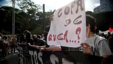 Photo of Movimentos sociais organizam atos de protesto no final da Copa do Mundo