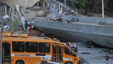 """Photo of Prefeitura de Belo Horizonte diz que viaduto que desabou não era """"obra da Copa"""""""