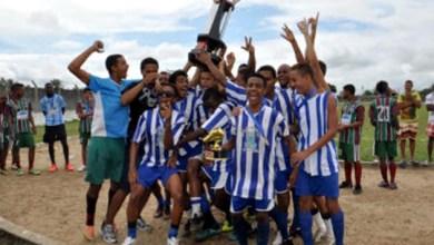 Photo of Time de Irará é bicampeão da Copa da Mandioca de Futebol sub-17